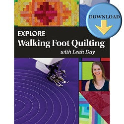 Explore Walking Foot Quilting DOWNLOAD Ebook