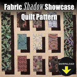 Fabric Shadow Showcase Pattern