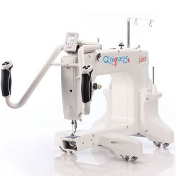 Qnique 15R Longarm Machine