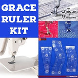 Grace Qnique 15R Longarm Accessories