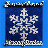 Sensational Snowflakes Embroidery Collection