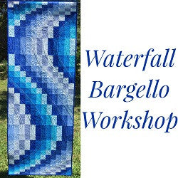 Waterfall Bargello Workshop