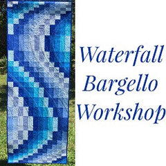 Waterfall Bargello Quilt Workshop