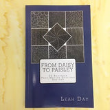 Free Motion Quilting from Daisy to Paisley Print Edition