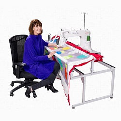 Grace Qnique 15M Manual Longarm Machine