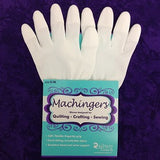 Machingers quilting gloves | free motion quilting