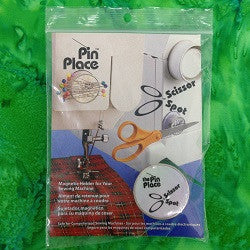 Pin place magnetic pincushion