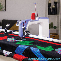 Grace Qnique 19 Longarm Machine