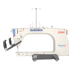 Qnique 21 Longarm Machine