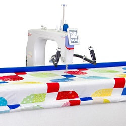 SALE and BONUS! Qnique 21 PRO Longarm + Frame Combos