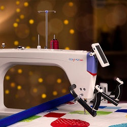 Sale! Qnique 21 PRO Longarm Machine + Accessories