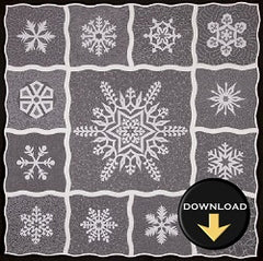 Winter Wonderland Quilt Pattern