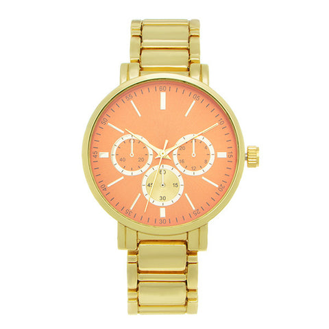 Tangerine Watch