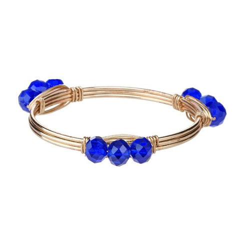 Blue Berry Bracelet