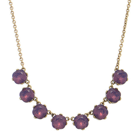 Grape Vine Necklace