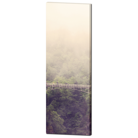 Breathtaking Fine Art Photography  20 x 60 x 1.25 inch Premium Canvas Gallery Wrap - Sylvia Coomes