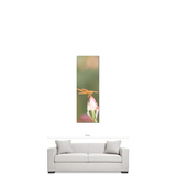 Flowers 13 Fine Art Photography 20 x 60 x 1.25 inch Premium Canvas Gallery Wrap - Sylvia Coomes