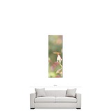 Flowers 12 Fine Art Photography 20 x 60 x 1.25 inch Premium Canvas Gallery Wrap - Sylvia Coomes