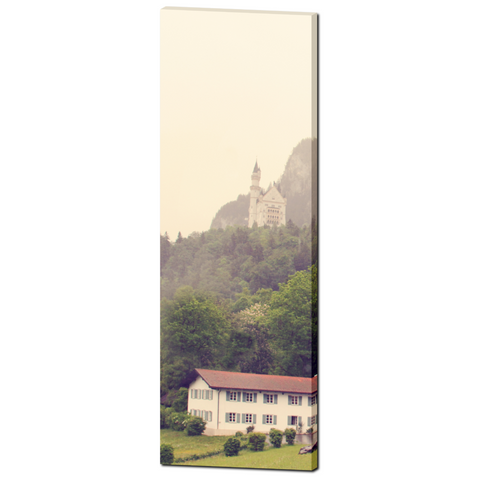 German Beauty Fine Art Photography 20 x 60 x 1.25 inch Premium Canvas Gallery Wrap - Sylvia Coomes