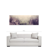 Breathtaking Fine Art Photography Panoramic 20 x 60 x 1.25 inch Premium Canvas Gallery Wrap - Sylvia Coomes