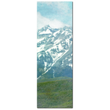 Pastel Mountains Fine Art Photography 20 x 60 x 1.25 inch Premium Canvas Gallery Wrap