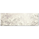 Ethereal Snow Fine Art Photography Panoramic 20 x 60 x 1.25 inch Premium Canvas Gallery Wrap - Sylvia Coomes