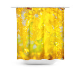 Autumn Leaves 4 Shower Curtain - Sylvia Coomes