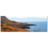 Coastline 3 Fine Art Photography Panoramic 20 x 60 x 1.25 inch Premium Canvas Gallery Wrap - Sylvia Coomes