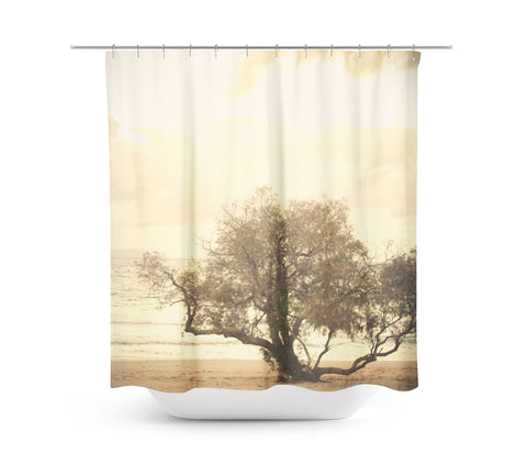 Beauty is all Around Shower Curtain - Sylvia Coomes