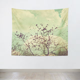 Birds of a Feather Tapestry - Sylvia Coomes