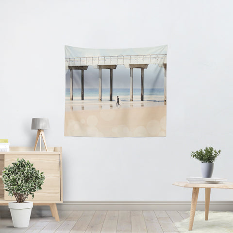 Boardwalk 1 Tapestry - Sylvia Coomes