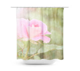 Bokeh Flowers 8 Shower Curtain - Sylvia Coomes