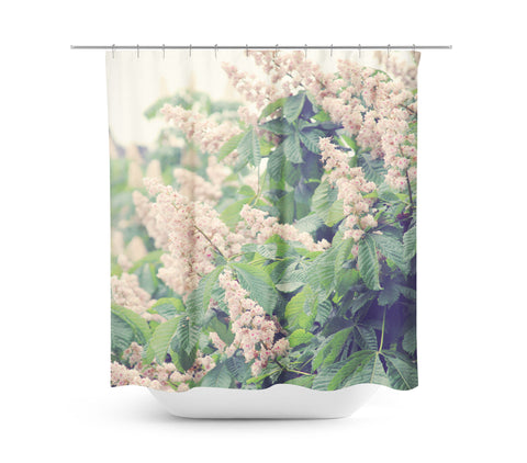 Breath of Fresh Air Shower Curtain - Sylvia Coomes
