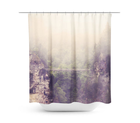 Breathtaking Shower Curtain - Sylvia Coomes