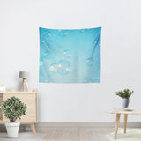 Bubbles Tapestry