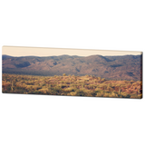 Desert Landscape 8 Fine Art Photography Panoramic 20 x 60 x 1.25 inch Premium Canvas Gallery Wrap - Sylvia Coomes