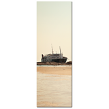 Nautical Bliss Fine Art Photography 20 x 60 x 1.25 inch Premium Canvas Gallery Wrap - Sylvia Coomes