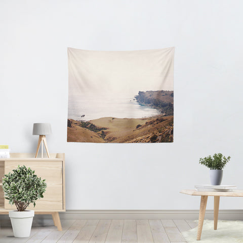 Crete Cove 1 Tapestry - Sylvia Coomes