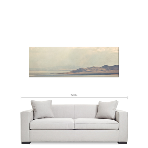 Nautical Breeze Fine Art Photography Panoramic 20 x 60 x 1.25 inch Premium Canvas Gallery Wrap