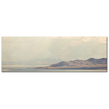 Nautical Breeze Fine Art Photography Panoramic 20 x 60 x 1.25 inch Premium Canvas Gallery Wrap - Sylvia Coomes