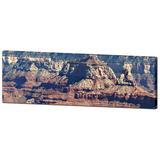 Grand Canyon Art - Grand Canyon Canvas - Panoramic - Grand Canyon Photo - Rustic Wall Art-- Dreamy Canvas - Large Canvas - 20 x 60 Canvas - Sylvia Coomes