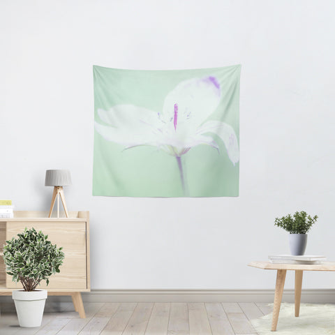Delicate Flower Tapestry - Sylvia Coomes