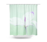 Delicate Flower Shower Curtain - Sylvia Coomes