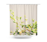 Desert Blooms 2 Shower Curtain - Sylvia Coomes