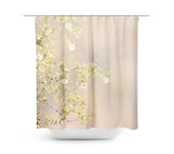 Desert Blooms 4 Shower Curtain - Sylvia Coomes