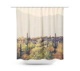 Desert Landscape 5 Shower Curtain - Sylvia Coomes