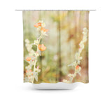 Desert Wild Flowers 3 Shower Curtain