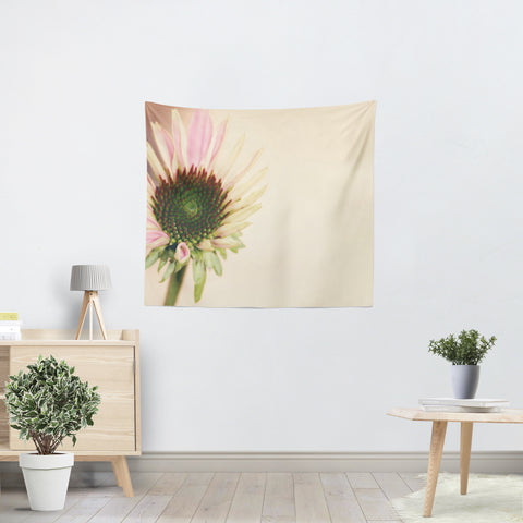 Floral Photography Tapestry