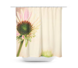 Floral Photography Shower Curtain