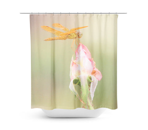 Flowers 17 Shower Curtain - Sylvia Coomes